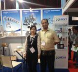 20150916-0919 HEYI in exhibition of Electrical ,power &Renewable Energy Indonesia 2015