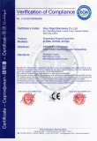 CE Certificate Suspended Platform
