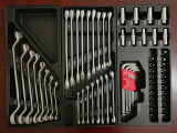 3 Drawer tools tray