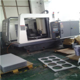 micro CNC machining line for plastic cutting/milling/engraving with low tolerance