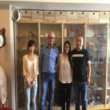 Israel Clients Visiting