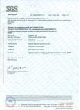 ROHS certificate P1