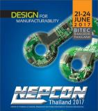 Bangkok Nepcon Trade Show 21-24th,June.2017