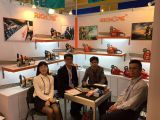 RICHOPE Team at 117th Canton Fair
