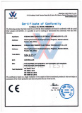 CE of 10A~60A Solar charge controller