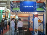Sunnyrack Have Attended Sao Paulo Fair(Movimat ) in Brazil