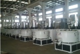 High speed PVC mixing unit