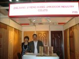 Booth Room at The Dubai Big 5 Fair