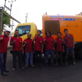Pully Heavy Industries Indonesia Working Site