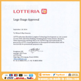 LOTTERIA Approval