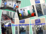 Testing Room for Engine and Generator