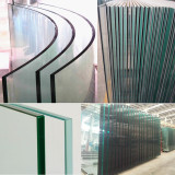 Flat/ Bent Tempered (Toughened) Glass