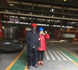 African Customer Visit Our Factory