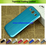 Metal Wiredrawing Back Cover for Samsung Galaxy S3 I9300