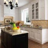 America Project Shaker Kitchen Cabinet
