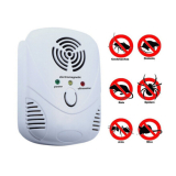 Ultrasonic Electronic Reject Insect Pest Bug Control Repeller Rat Repellent Indoor Pestcontrol