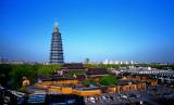 TIan′Ning temple