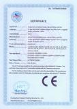 outdoor spa CE certificate