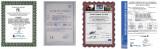 CE, FCC Certificate