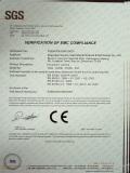 CE of Document camera