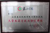 Tavol Taishan Univiersity Certificate