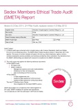 SMETA Report