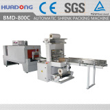 BMD-800C Automatic Sleeve Sealing & Shrink Packing Machine
