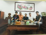 Our company with partner