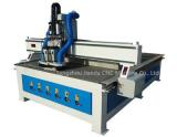 Pneumatic Tool Changing CNC Engraving machine