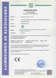 CE certificate of solar moon light garden light