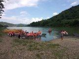 bamboo rafting in Hangzhou