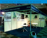 SAITEX FAIR in JOHANNESBURG on 2012YEAR