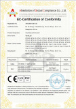 Cryo beauty machine ROHS Certification[Mar 21,2014]
