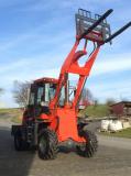 HZM wheel loader in Germany