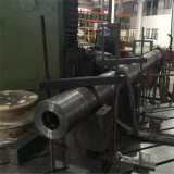 Motor long shaft
