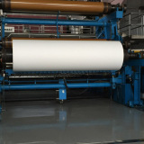 straw wrapping paper machine
