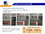 Ladder Cantelever Endurance Test