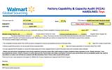 FCCA- Factory Capability & Capacity-2017