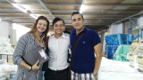 Australian Clients Visiting Factory