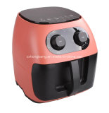 Larger capacity air fryer
