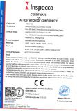 iran chain welding machine certificate
