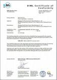 OIML Certificate C4