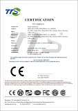 home ozone purifier certificate