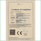 CE Certificate for Mouse