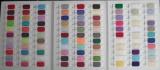 Organza Color Samples