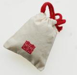 Natrual style cotton muslin bag