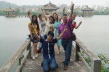 2014 Travel to ZhaoQing