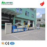 nylon waste silk cloth film recycling and pelletizing line