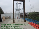 Kwikstage Scaffolding Testing-Tianjin Wellmade Scaffold CO.,ltd