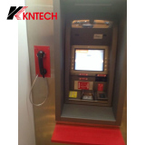 Auto-dial telephones KNZD-14 RED from kntech emergency phone system AMT phones